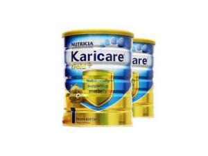 Karicare新西兰可瑞康金装婴儿配方牛奶粉1段900g保税区发货115元