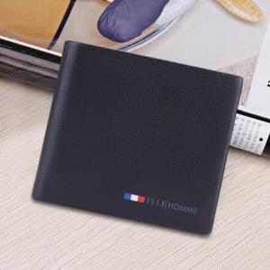 ELLEHOMME10500111647509020男士钱包+凑单品 100.5元(需用券)