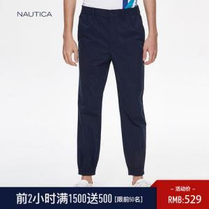 NAUTICA诺帝卡NA002657男士休闲裤 488元
