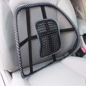 汽车座垫夏季坐垫镂空腰靠垫竹丝凉席垫 12.3元(需用券)