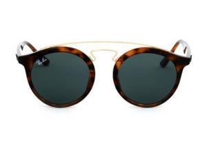 RayBan雷朋太阳眼镜男女款圆形超轻个性时尚太阳镜RB4256F-710/71-52 589元