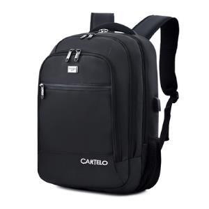 CARTELO卡帝乐鳄鱼 背包牛津布双肩包gc1001 起包邮 多款可选券后24.9元