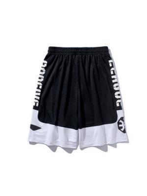 李宁(LI-NING)男裤BAD5街头31韦德篮球运动裤宽松迷彩短裤AAPP047 119元