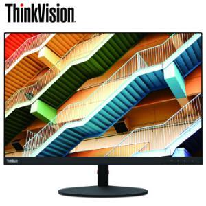 联想ThinkVisionT25m25英寸16:10显示器 1999元