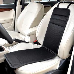 卡饰社夏季汽车通风坐垫透气冷风座垫空调汽车坐垫窄版款黑色69元