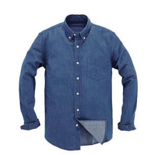 Vancl凡客诚品1093354男士牛仔衬衫 94元(需用券)