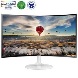 三星(SAMSUNG) C24F399FHC 23.5英寸 VA曲面显示器(1800R)  799元