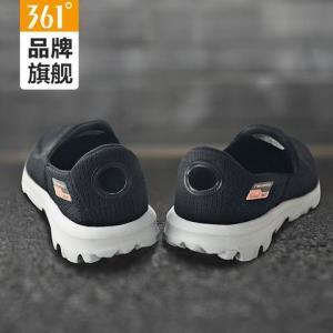 361男鞋一脚蹬懒人鞋豆豆鞋夏季网面鞋透气网鞋运动老北京布鞋子 79元