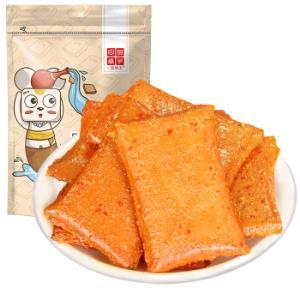 一品巷子鱼豆腐烧烤味180g*15件 77元(合5.13元/件)