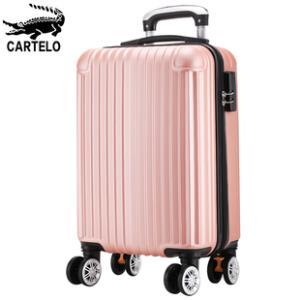 卡帝乐鳄鱼行李箱旅行箱拉杆箱 券后¥99