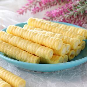 a兰象岩奶钙蛋卷心酥36支夹心蛋卷休闲小吃零食威化酥心卷饼干 9.9元(需用券)