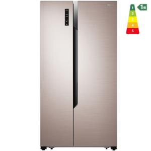 16日0点:海信(Hisense)591升一级能效对开门电冰箱矢量双变频大容量双开门风冷无霜BCD-591WFK1DPJ 2999元