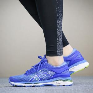 ASICS亚瑟士GEL-KAYANO24T799N女士运动跑步鞋 499元