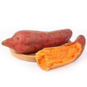 福建六鳌红薯沙地红心蜜薯糖心番薯5斤中小果19.9元