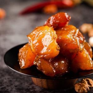 牛头牌(食品)卤汁牛肉/牛筋88g香辣 3元