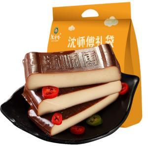沈师傅酱香味鸡蛋干1000g 31.9元(需用券)