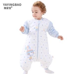 婴儿纯棉四季通用防踢被分腿睡袋  ¥20