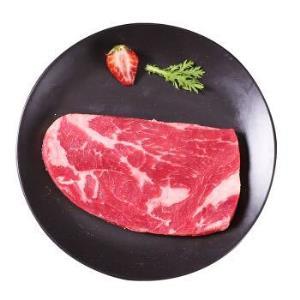 伊赛-澳U100澳洲上脑牛排180g/盒谷饲100天安格斯牛肉*5件 99.5元(合19.9元/件)