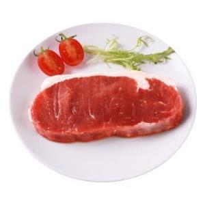 yisai伊赛澳洲西冷牛排套餐750g(5片)+伊赛开丸笑牛肉丸240g 41.9元