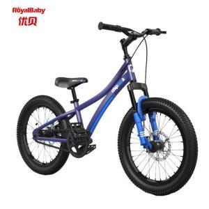 优贝奇萌客探险家儿童自行车20英寸 658元