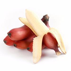红美人蕉红皮香蕉新鲜水果2500g装 19.9元
