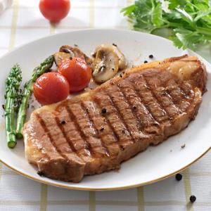 雪菲澳洲安格斯西冷牛排250g 83元,可优惠至41.95元