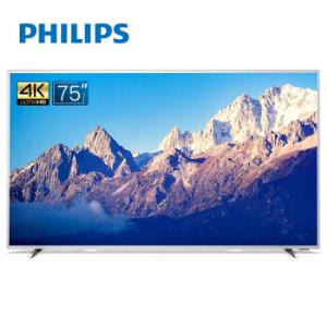 PHILIPS飞利浦75PUF7364/T375英寸4K液晶电视机 13999元