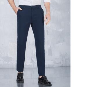 雅鹿19551605男款休闲裤 低至56.6元包邮(需用券)