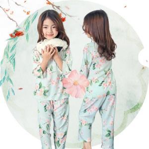 MIQIER米琦尔女童睡衣套装    29.9元(需用券)