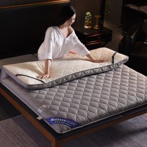 加厚床垫软垫床褥双人家用褥子榻榻米海绵垫子单人学生宿舍垫被 48元