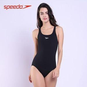 Speedo 速比涛 8-02787 女士三角连体游泳衣 119元包邮(需10元定金)