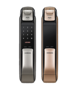 SAMSUNG三星SHP-DP728智能指纹锁 2499元包邮