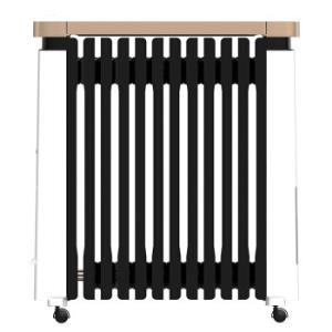 美的(Midea)取暖器/电暖器/电暖气劲暖新品电热油汀NY2212-18EW479元