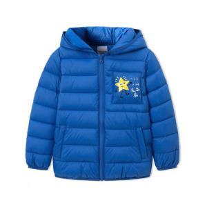 balabala巴拉巴拉儿童棉衣童装冬装2018新款男童宝宝加厚保暖棉袄外套上衣*3件 222.1元(合74.03元/件)