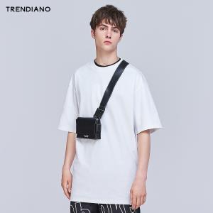 Trendiano 3GI2024080 男士宽松圆领T恤 3件  174.3元
