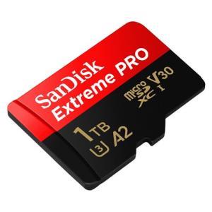 SanDisk闪迪A2至尊超极速移动MicroSDXCUHS-IU3TF存储卡1TB 2999元