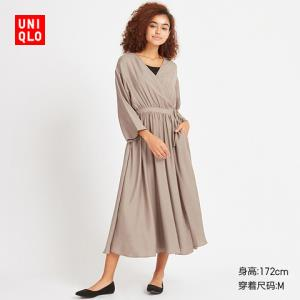 UNIQLO优衣库423264女士连衣裙 199元