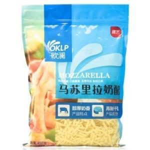 展艺马苏里拉芝士碎奶酪450g*3件25.5元,可低至18.35元