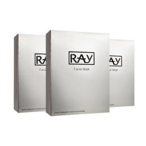 RAY妆蕾蚕丝面膜10片3盒*2件 258元(需用券)