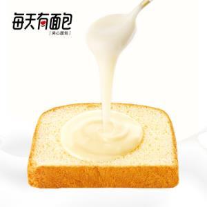 泓一乳酸菌口袋夹心面包630g 14.9元(需用券)