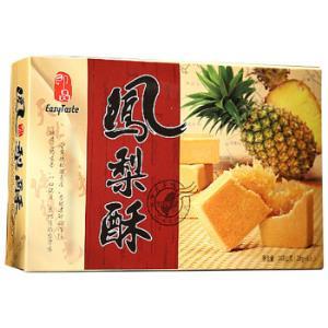 中国台湾即品凤梨酥台湾特产饼干蛋糕休闲零食168g/盒*3件 35.49元(合11.83元/件)