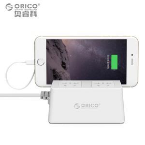 ORICO/奥睿科插座USB桌面排插插座接线板多功能家用智能插线板插板带开关 79元
