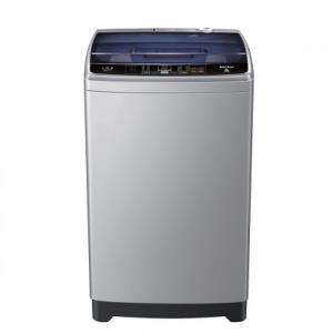 海尔全自动洗衣机8公斤直驱变频波轮EB80BM39TH1099元