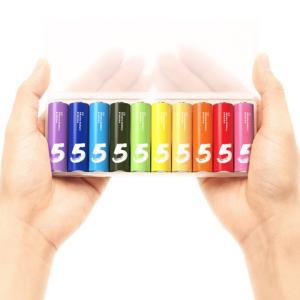 MI小米彩虹5号电池10粒装9.9元