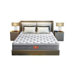喜临门床垫理想生活洁净竹炭乳胶高档独袋弹簧床垫高科技远红外面料防螨健康呵护25cm2999元