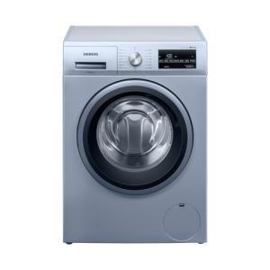 SIEMENS西门子WM14P2642W10公斤滚筒洗衣机(欧若拉银)4199元