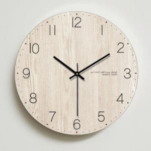 家用钟表客厅挂钟美式时钟挂表静音装饰 28.06元(需用券)