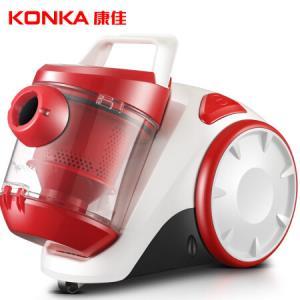 康佳(KONKA)吸尘器家用无耗材卧式吸尘器KZ-X11(白色)159元