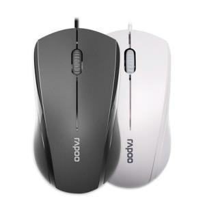 RAPOO雷柏N1600有线鼠标 24元(需用券)