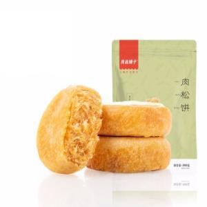 liangpinpuzi良品铺子早餐饼干糕点月饼面包点心380gx2袋 21.9元